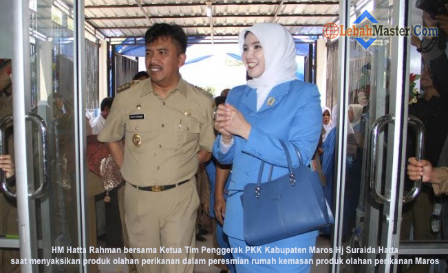 Bupati Maros Hatta Rahman