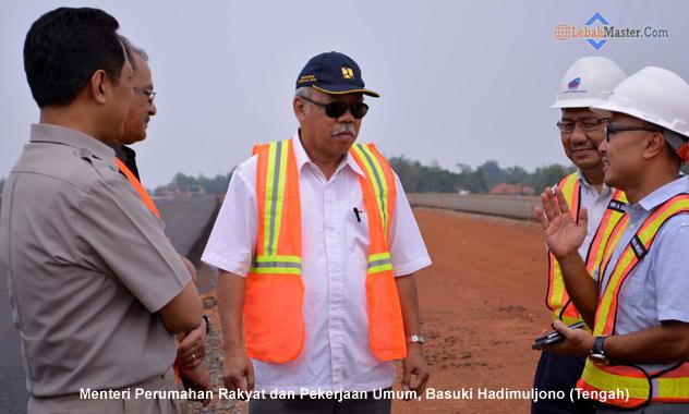 Menteri Perumahan Rakyat dan Pekerjaan Umum, Basuki Hadimuljono