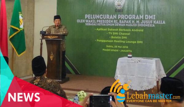 Himbauan Jusuf Kalla Kepada Stasiun Tv Nasional Selama Bulan Ramadhan
