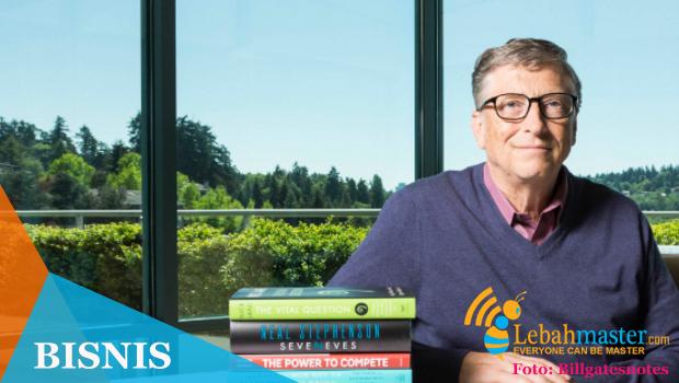 Buku Rekomendasi Bill Gates