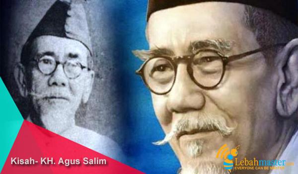 Cerita Agus Salim dan Kain Kafan Anaknya