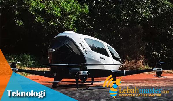 Drone Terbaru Ehang 184