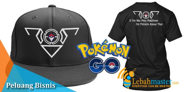 Peluang Bisnis Pokemon Go
