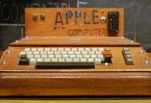 Komputer Pertama Di Dunia Apple 1