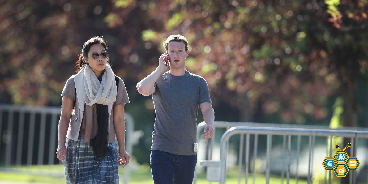 Mark Zuckerberg Masa Pecaran