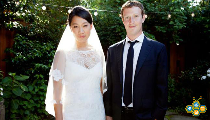 Pernikahan Mark Zuckerberg