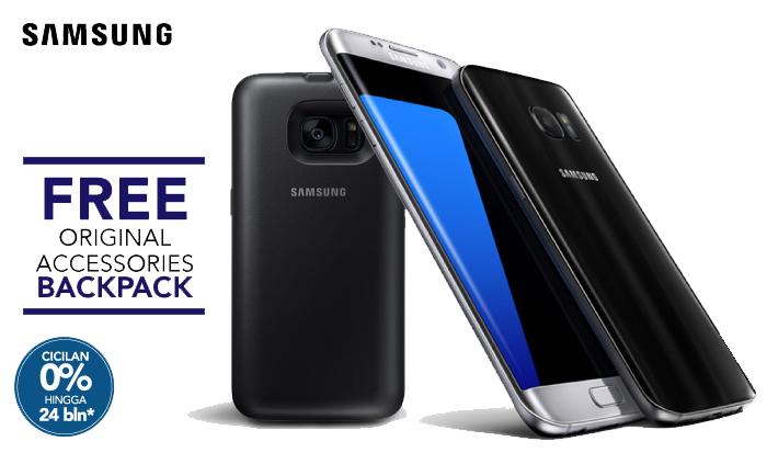 Samsung Galaxy S7 Edge Harga dan Spesifikasi