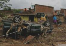 Banjir Bandang di Garut
