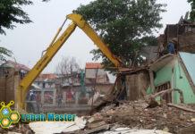 Mahalnya Ongkos Penggusuran di Jakarta