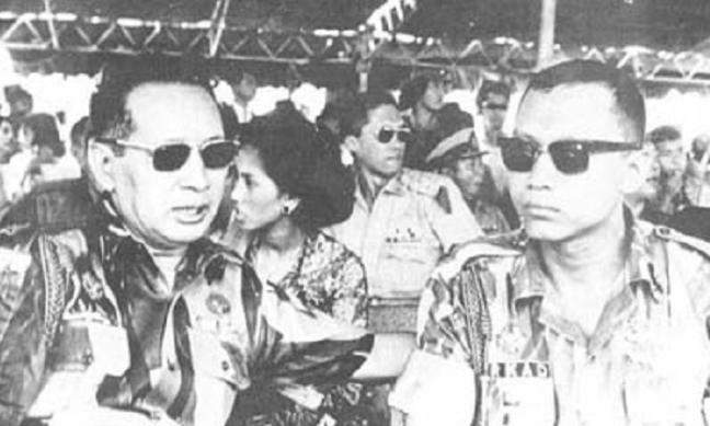 Jenderal Sarwo Edhie wibowo