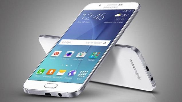 Foto Samsung Galaxy A8