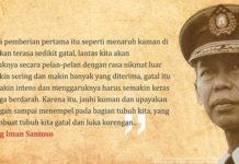 Jendral Hoegeng Imam Santoso