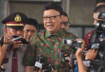 Mendagri Tjahjo Kumolo Bakal Pecat 100 Orang Pejabat Kemendagri