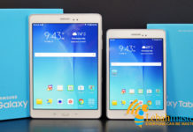 Tablet Samsung Galaxy Tab A