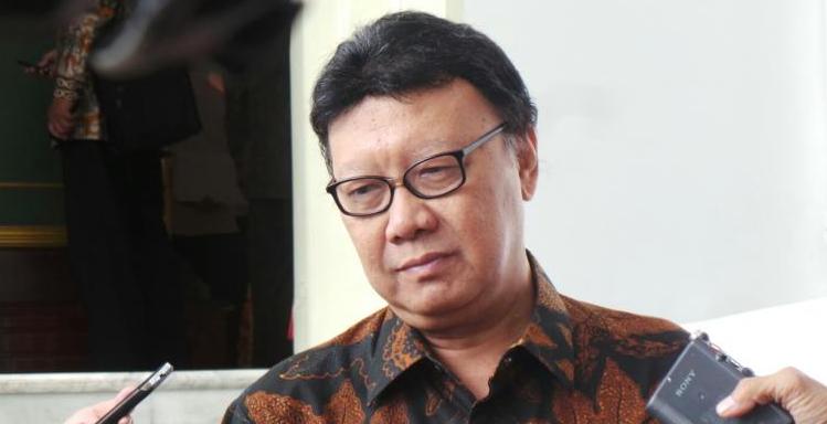 Tjahjo Kumolo Selesaikan Tugas Dengan Kejujuran