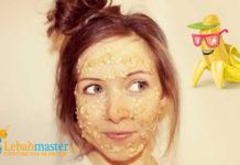 Tips Membuat Masker Wajah Sendiri dari Pisang