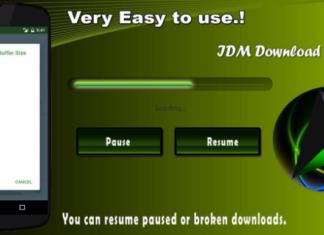 Aplikasi Download Manager