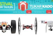 Diskon Gila Gilaan Drone Di Promo Tukar Kado Es.id