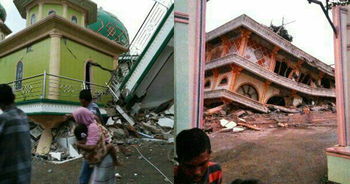 Gempa Aceh 18 Orang Tewa