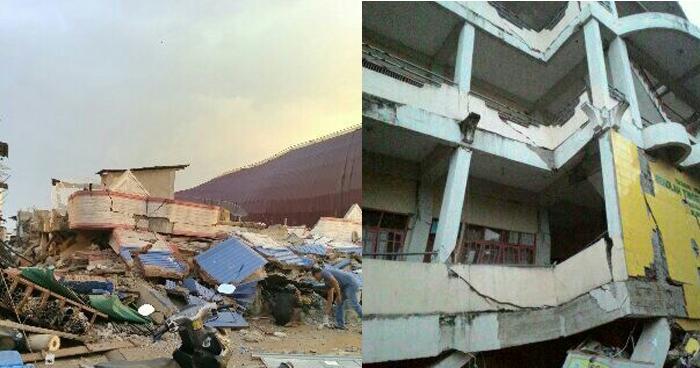 Korban Gempa Aceh