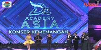 Weni Pontianak Juara 1 Dangdut Academy Asia 2