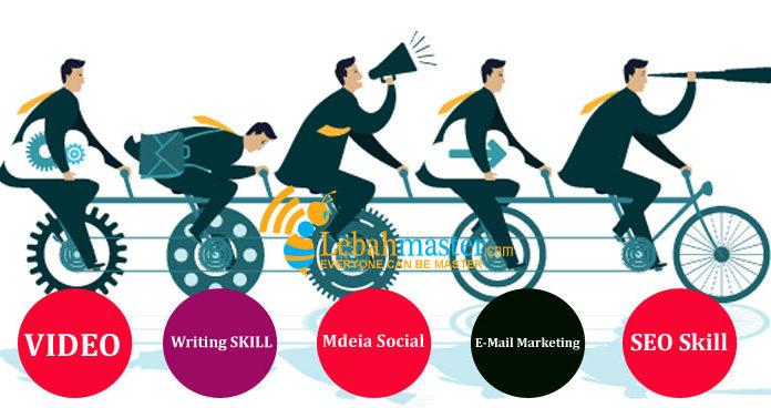 Keahlian Marketing Yang Harus Dikuasai Para Marketer Di Era Modern