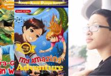 Hanif Sulthoni Penulis Muda Penuh Inspirasi