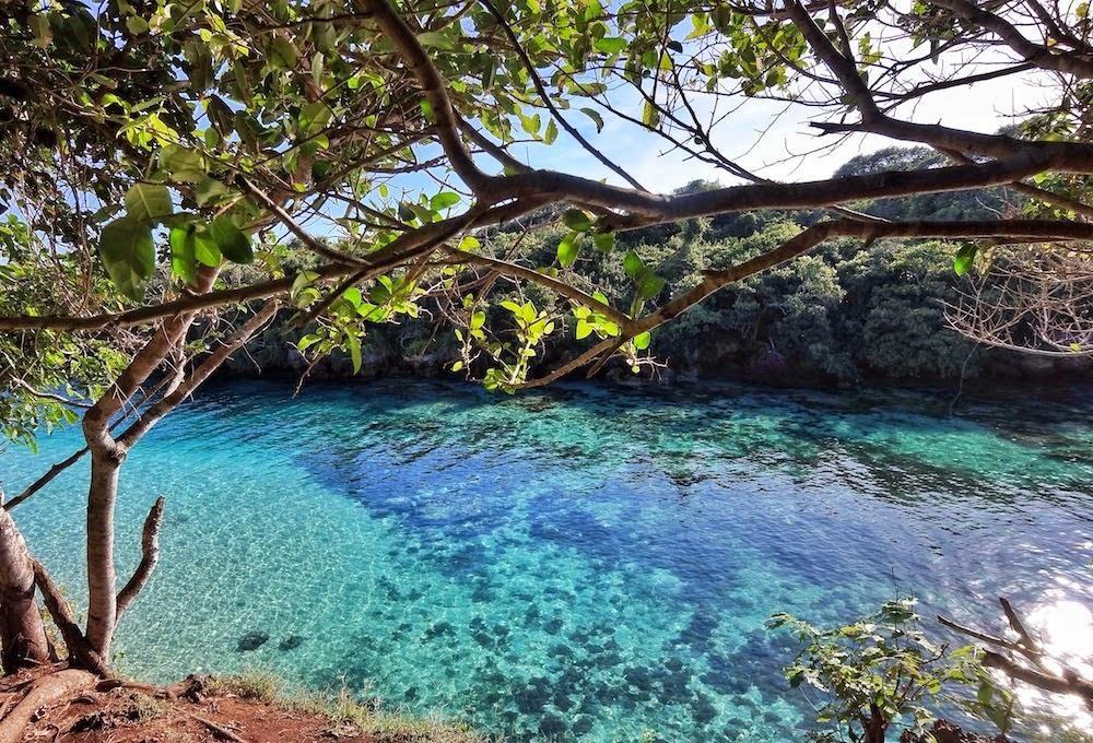 Tempat Wisata Weekuri Lagoon Sumba