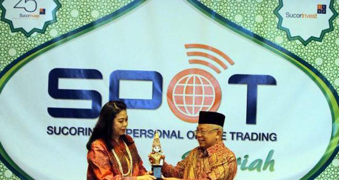 Layanan Online Trading Syariah Dari SPOT Syariah