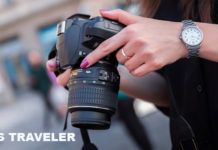 Tips Aman dan Nyaman Membawa DSLR Saat Traveling