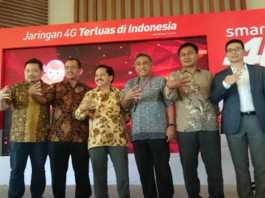 Smartfren Menjadi Pionir Layanan 4G+ di Sulawesi Selatan