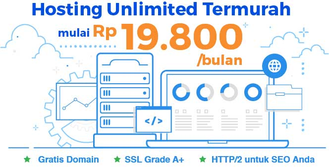 Review Niagahoster jasa Web hosting Indonesia