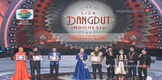 Perwakilan Liga Dangdut Indonesia Provinsi Aceh