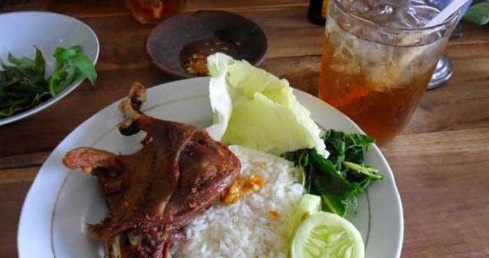 Bebek Goreng Pak Thori Semarang
