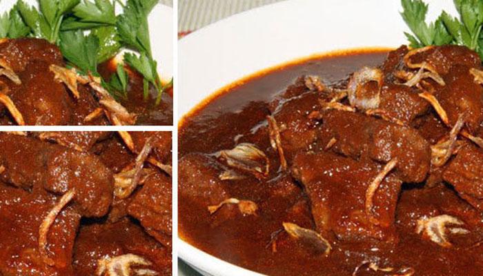 Semur Daging Khas Surabaya