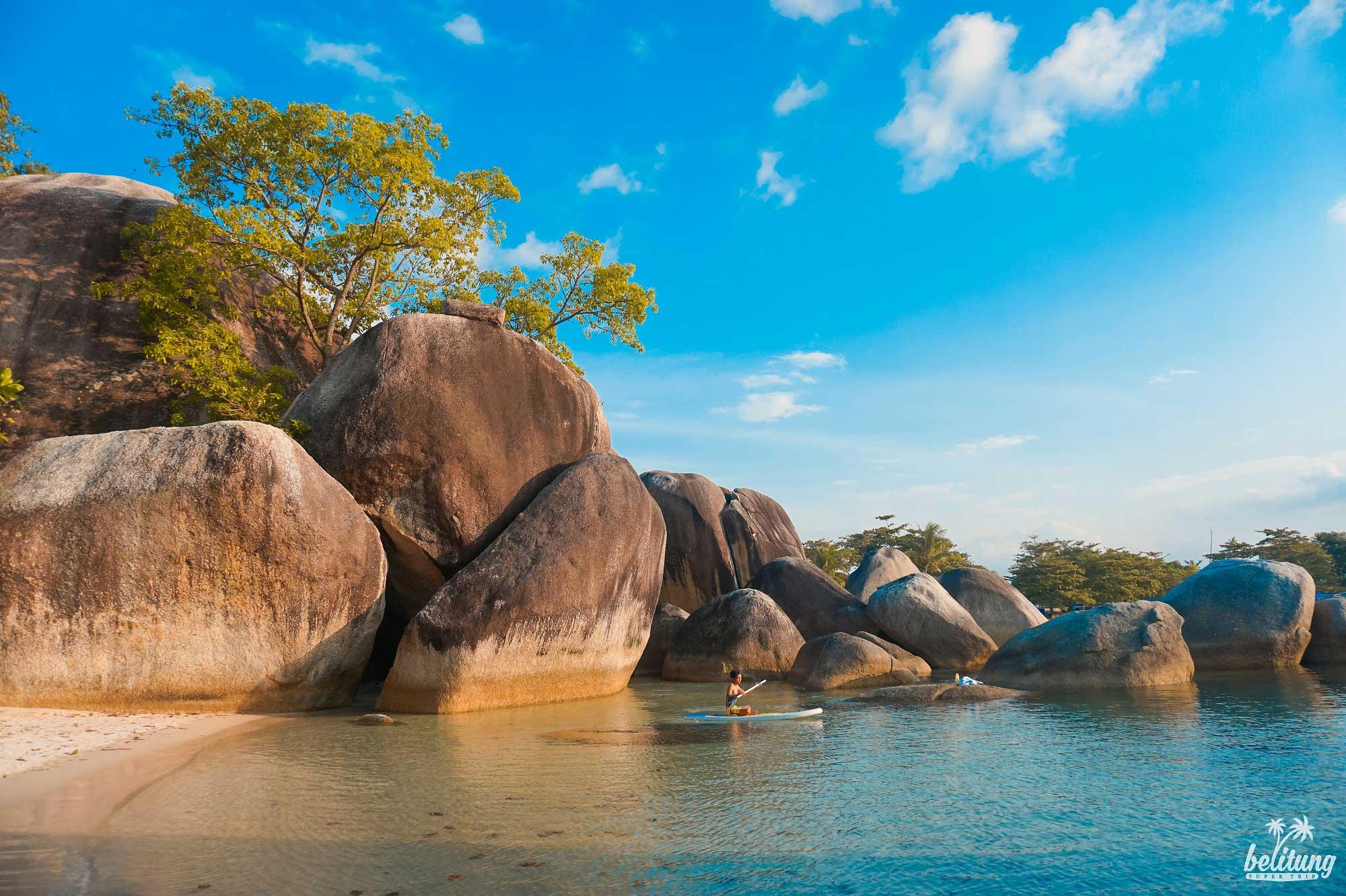 Tempat Wisata Belitung Bersama Belitungsupertrip