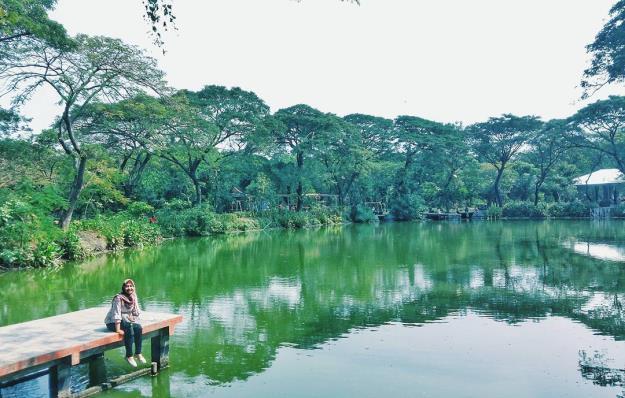 Wisata Kebun Bibit Wonorejo Surabaya