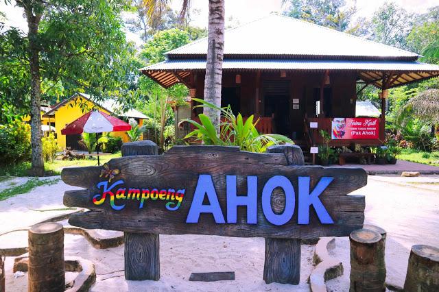 Kampung Ahok Belitung
