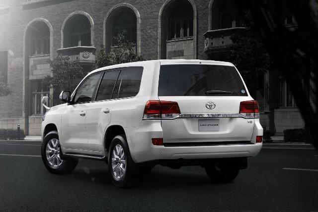 Toyota Land Cruiser Terbaru Beralih Ke Segarkan 3