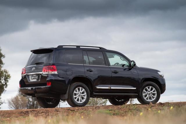 Toyota Land Cruiser Terbaru Beralih Ke Segarkan