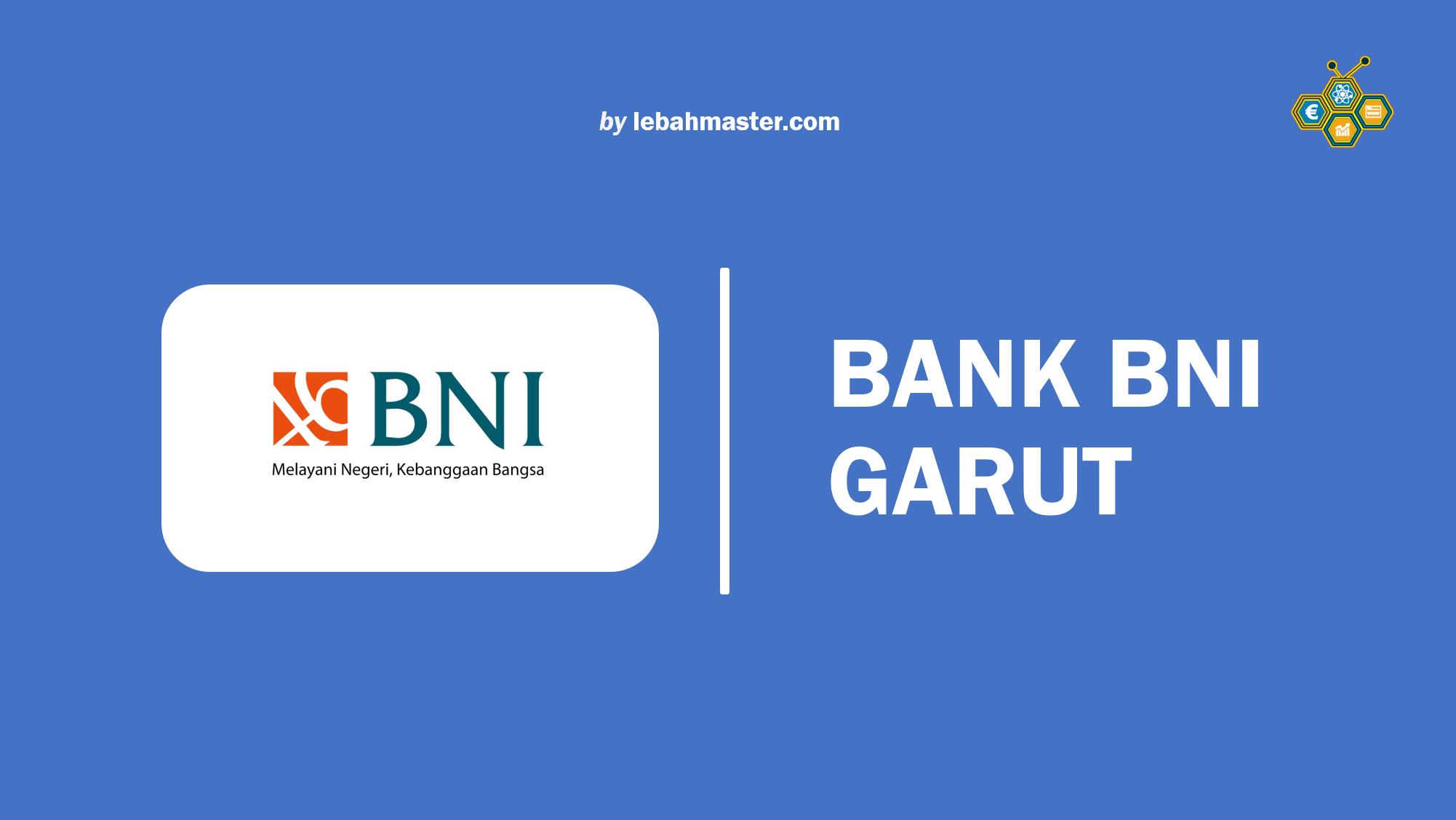 Bank BNI Garut