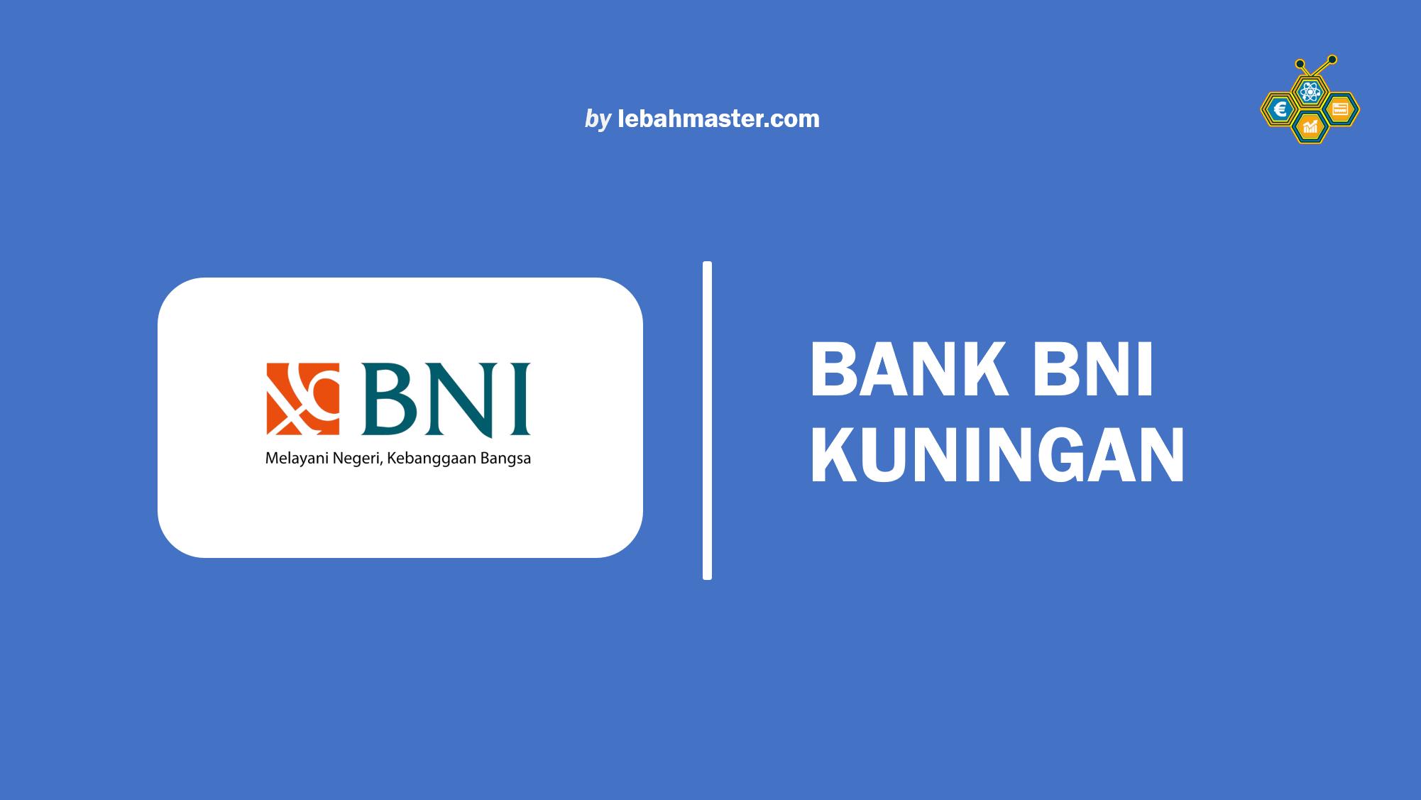 Bank BNI Kuningan