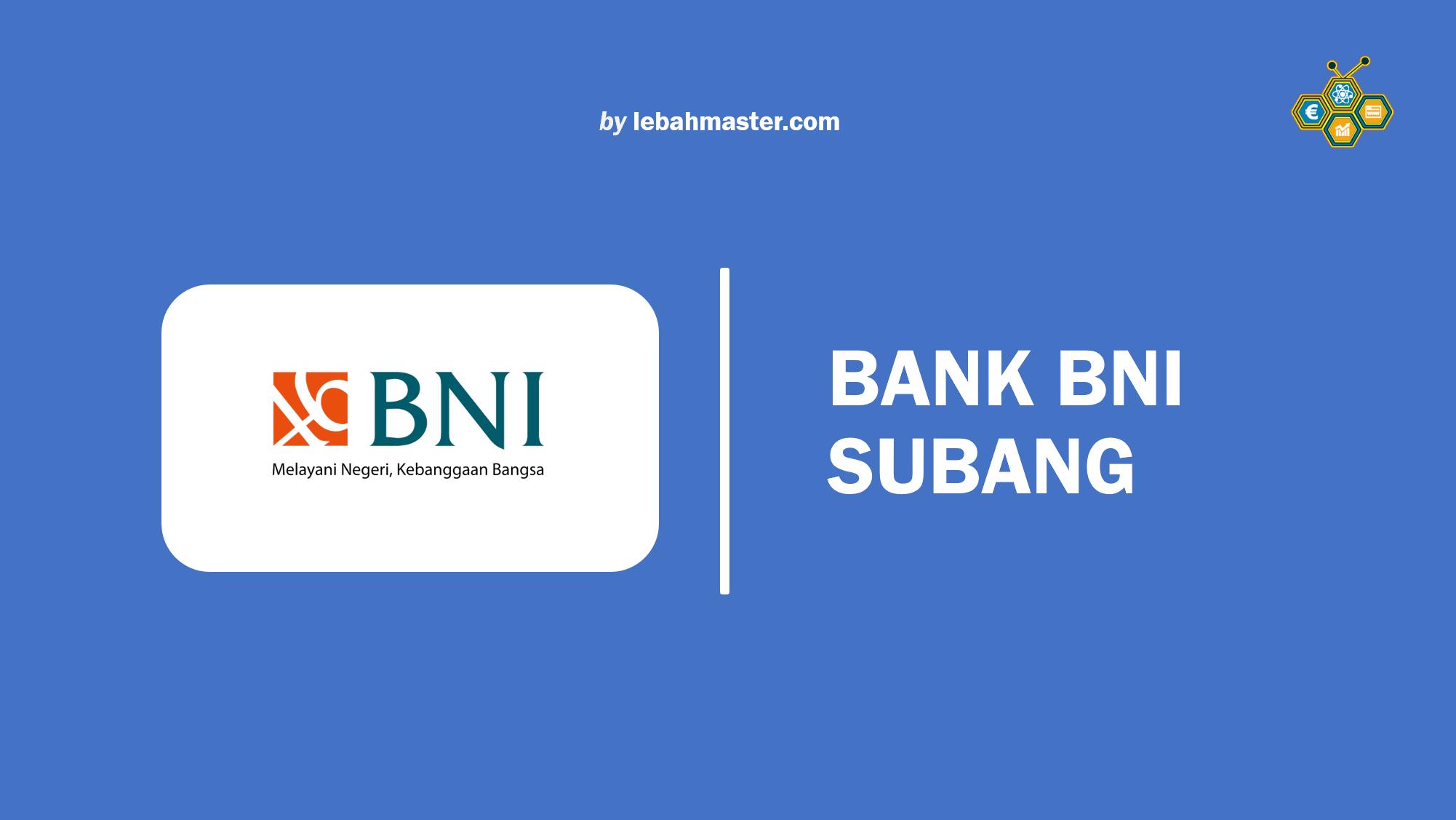 Bank BNI Subang