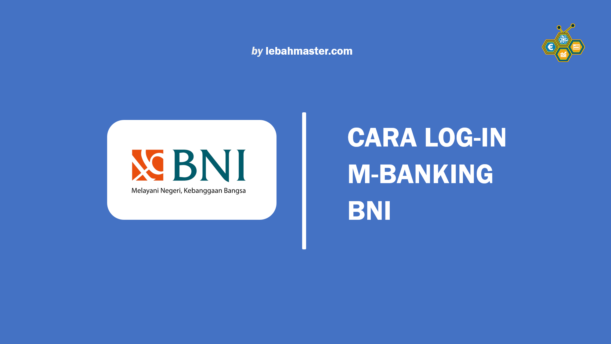 Cara Log-in m-Banking BNI