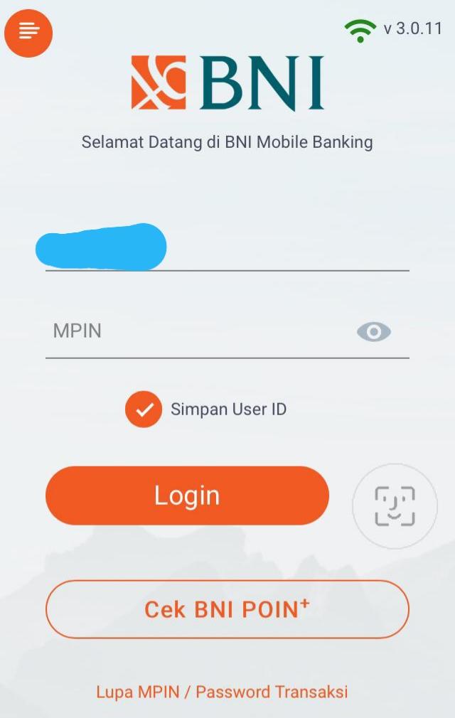 Mbanking BNI