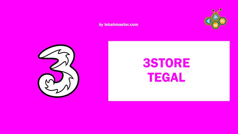 3 Store Tegal