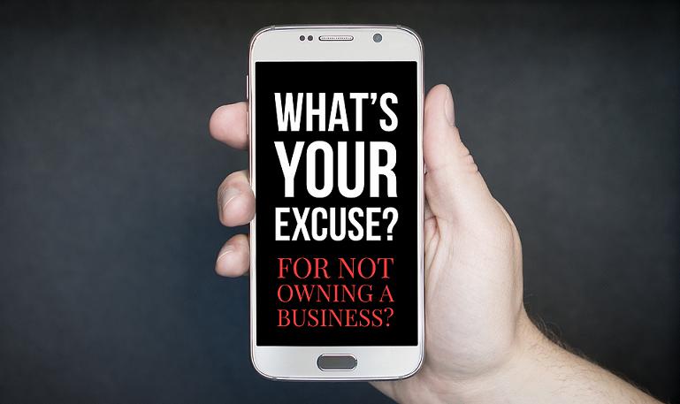 4 Hal Yang Membuat Orang Tak Pernah Memulai Bisnis