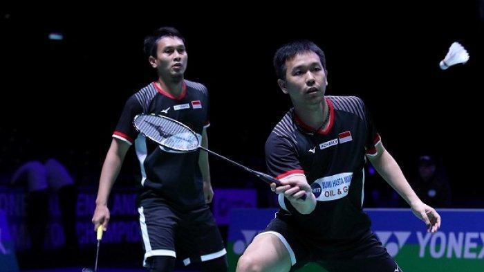Hasil Thailand Open 2021 Hari Ini